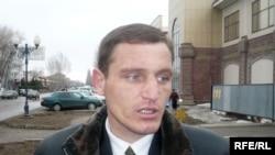Анатолий Романов, выпускник детского дома. Уральск, 23 марта 2009 года.
