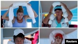 Australian Open: Ekstremne vrućine kvare užitak igračima i gledaocima