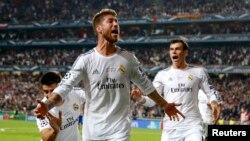 Футболисты «Реал». Иллюстративное фото.