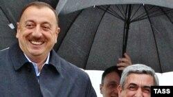 Prezidentlər Sankt-Peterburqda, 5 iyun 2009