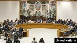 Зала засідань Ради безпеки ООН, архівне фото