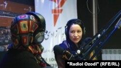 صدیقه شریفی فعال زن و مسئوول سازمان حمایت و توانمند سازی زنان و اطفال افغانستان