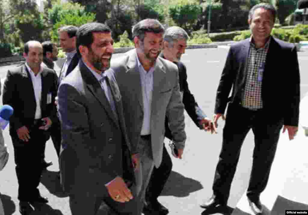 عزتالله ضرغامی، رئیس صدا و سیمای جمهوری اسلامی