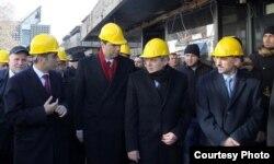 Lulzim Basha në Shkup...