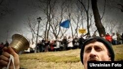 Акція протесту українських вчителів, Київ, 22 березня 2011 року