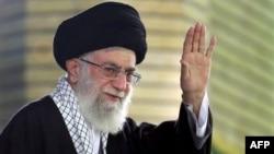 Lideri suprem iranian, Ayatollah Ali Khamenei