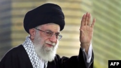 Iran's Supreme Leader Ayatollah Ali Khamenei (file photo)