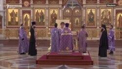 Ne ljubite ikone: Ruska pravoslavna crkva protiv širenja korone