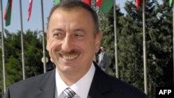 Ильхам Алиев, президент Азербайджана.