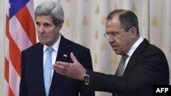 Ռուսաստանի ԱԳ նախարարի և ԱՄՆ պետքարտուղարի հանդիպումը Մոսկվայում, 15-ը դեկտեմբերի, 2015թ․