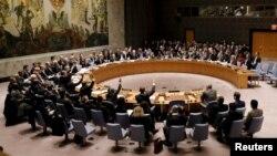 Pamje nga një seancën e mëparshme e Këshillit të Sigurimit të Kombeve të Bashkuara