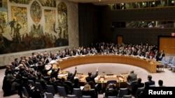 Pamje nga një mbledhje e Këshillit të Sigurimit të Kombeve të Bashkuara