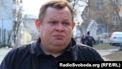 Юрій Карін, координатор ініціативи «Інформаційний опір»