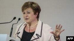 Извршната директорка на Светската банка Кристалина Георгиева