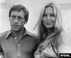 Vladimir Vîsoțki și Marina Vladi: o iubire internațională interzisă