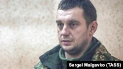 Капитан 3-го ранга судна «Яны Капу» Владимир Лисовой в суде