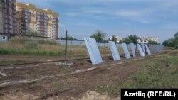 Кырымтатарлар җирләре коймалар белән уратып алына, 25 июль 2018