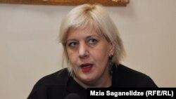 Представитель ОБСЕ по вопросам свободы СМИ Дунья Миятович, 2012