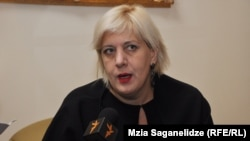 Дуня Миятович, представитель ОБСЕ по защите свободы прессы.