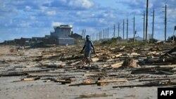 Haiti nakon uragana