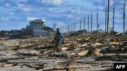در چهار ایالت فلوریدا، جورجیا، کارولینای جنوبی و شمالی در آمریکا، وضعیت اضطراری اعلام شده است.