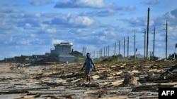 Haiti nakon uragana Matthew