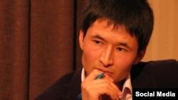 Kyrgyz investigative journalist Ulanbek Egizbaev (1990-2018)