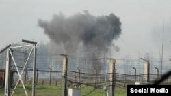 Пожежа в селищі Урман Іглінського району Башкирії