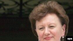 Moldovan Prime Minister Zinaida Greceanai