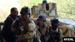 قوات عراقية لمكافحة الإرهاب