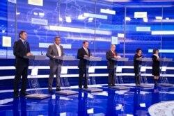 Саяси партиялардың сайлауалды теледебаты