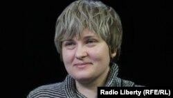 """Специальный корреспондент """"Новой газеты"""" Елена Милашина."""