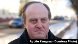 Мікола Сасноўскі. Аўтар здымка – Арцём Канцавы.