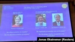 Laureatët e Nobelit për Kimi