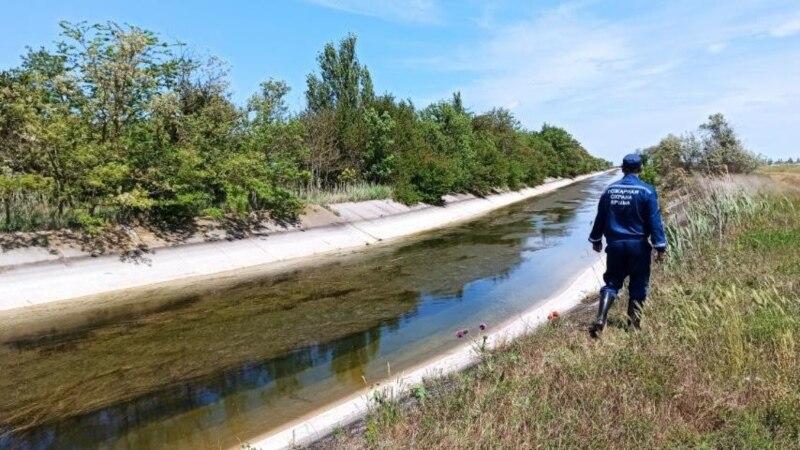 В Крыму задержали отца девочки, утонувшей в канале