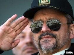 Šef iranske policije Moghaddam