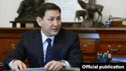 Абдиль Сегизбаев.
