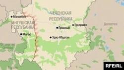 Çeçenistan, İnquşetiya və Dağıstan