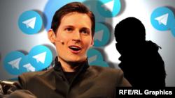 Павел Дуров, Telegram-ның негіщін салушы.