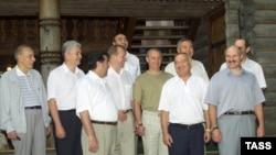 МДҲ раҳбарларининг 2001 йилги Сочи саммити.