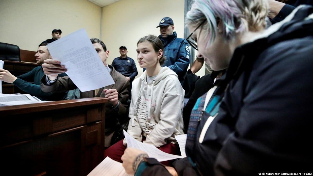Продление меры пресечения Дугарь рассмотрят во вторник, как и в случае Кузьменко и Антоненко