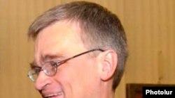 Специальный представитель Евросоюза по Южному Кавказу Питер Семнеби (архив)