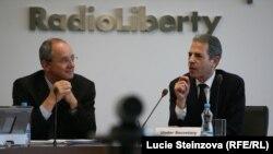 Главный редактор компании RFE/RL (Радио Свободная Европа/Радио Свобода) Ненад Пейич