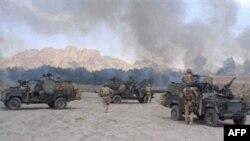 حملات مشترک و گسترده ناتو و ارتش ملی افغانستان بر علیه شورشیان طالبان آغاز شده است.