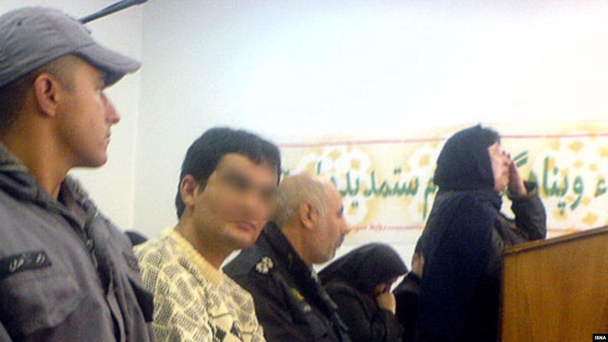 شعبه 2 اجرای کیفری اهواز Iranian Woman Spares Attacker Acid Punishment