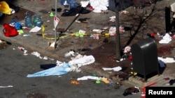 Skena e krimit në Boston - 15 prill 2013