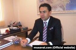 """""""AzərAvtoYol"""" ASC-nin mətbuat xidmətinin rəhbəri Anar Nəcəfli"""
