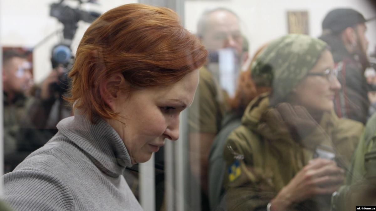 Адвокат Кузьменко обнародовал полный текст ее разговоры про «сакральную жертву»