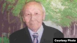 Казахский писатель Кажыгумар Шабданулы.