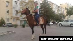 Aşgabadyň Parahat etraby